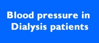 Blood pressure in dialysis patients